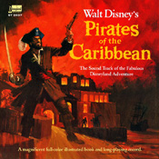 ST-3937 Walt Disney's Pirates of the Caribbean